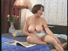 I would have never pegged granny Mitzi here to have such a naughty pussy. After looking at some hot, porno photos, this granny started playing with her creaming slit. It wasnt long before she was caught and got the hardcore banging that she so wante