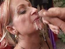 Nothing like watching an experienced older woman take on a grateful younger guy. This lovely elderly chick is Joanna Depp, a hot piece of granny ass who loves nothing more than a chance to spread her wrinkled thighs open for a younger guys cock.
