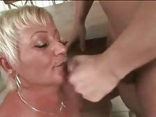 Craving old hooker loves to feel hard dick inside her pussy.