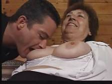 Slutty granny Valda snagged herself a hot and young fuckbuddy to play with in this raunchy porn scene. Check out this naughty old lady as she gives her hottie a blowjob and got her mature pussy fingered and screwed by a rock hard schlong in this stea